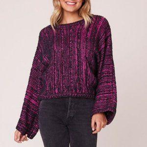 NWT Jack By BB Dakota Wide Sleeves Sweater